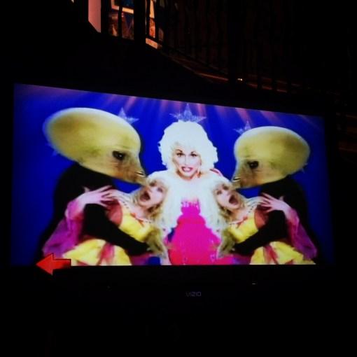 Video at Dollywood