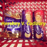 Hershey V. Cadbury- A Chocolate Coated Rant