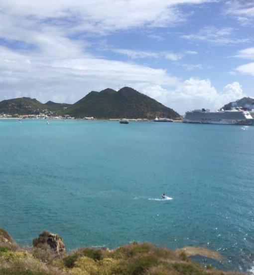 Fort Amsterdam in Sint Maarten