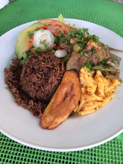 Rosemary's Restaurant in Marigot, Saint Martin