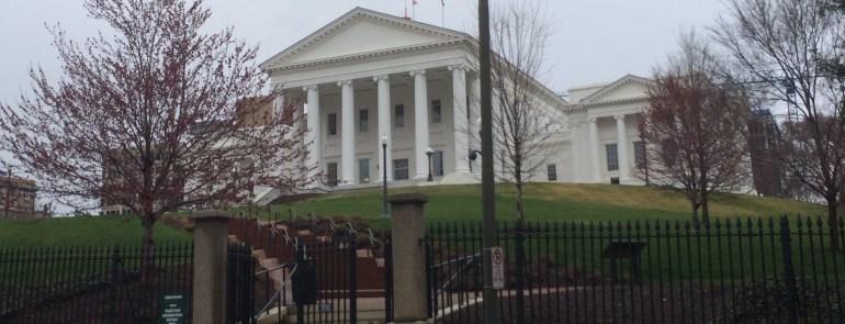Virginia State Capital in Richmond, VA