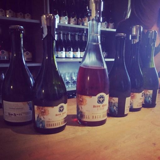 Blue Bee Cidery in Richmond, VA