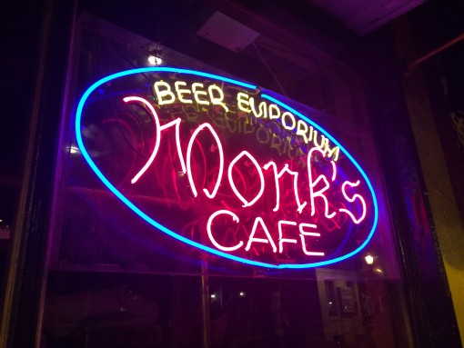 Monk's Cafe- Belgian Beer Emporium and Restaurant in Philadelphia, PA