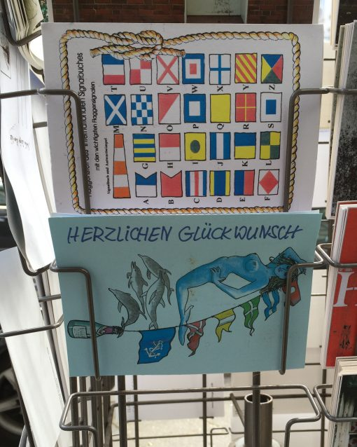 Hamburg postcards