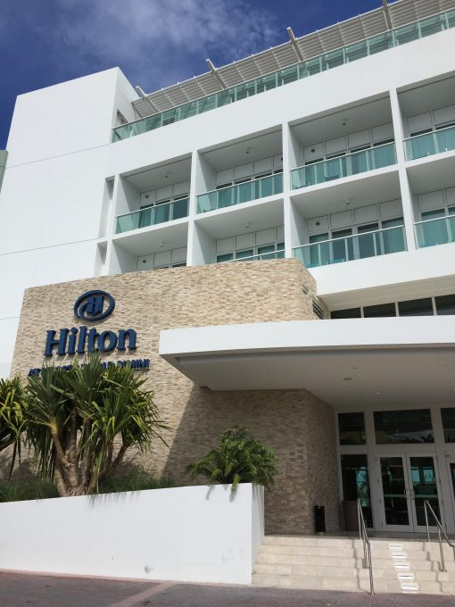 The Hilton at Resorts World Bimini