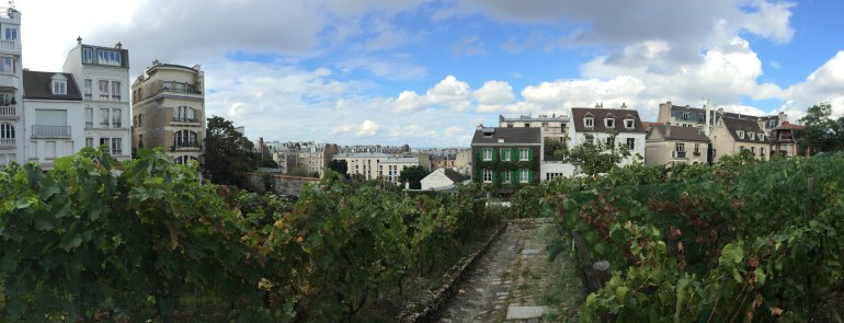 Montmartre's Hidden Vineyard - Mags on the Move