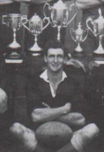 Dick Vest with Cups won by West Wyalong 1924