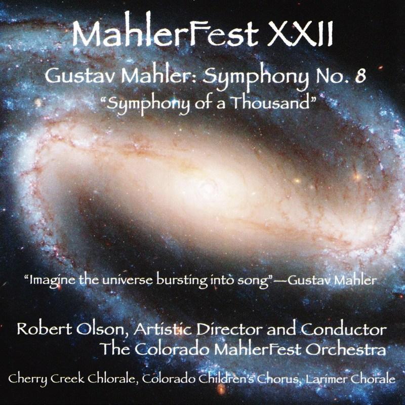 CD Cover MF XXII