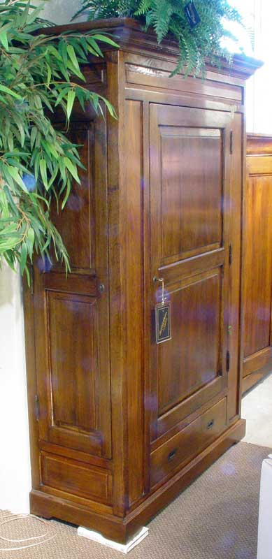 Spiegelschrank Massivholz Welsh Oak Pantry Cupboard Cabinet Solid Wood | Ebay