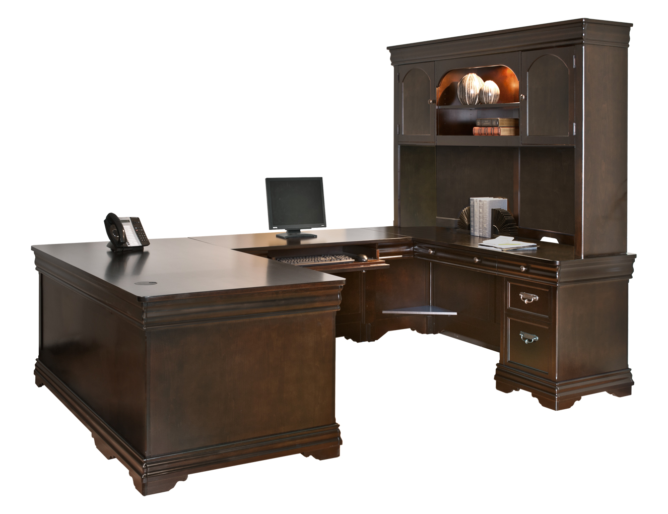Mahogany Office Desk Mahogany And More Desks