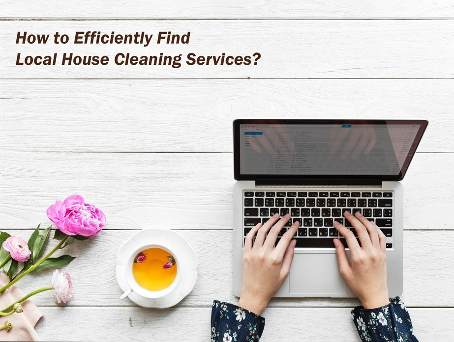 Local House Cleaning Services How to Find the Right One - Blog