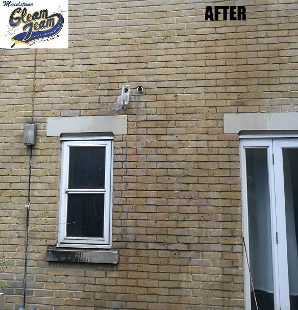 Exterior House Cleaning Soft Washing Wall Cleaning Maidstone