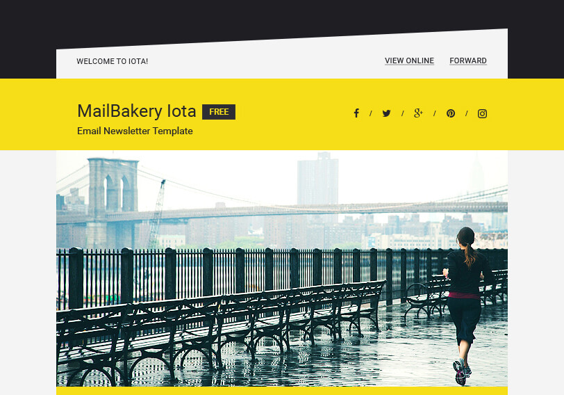 Soulful Travel \u2013 Free HTML Email Template \u2013 MailBakery
