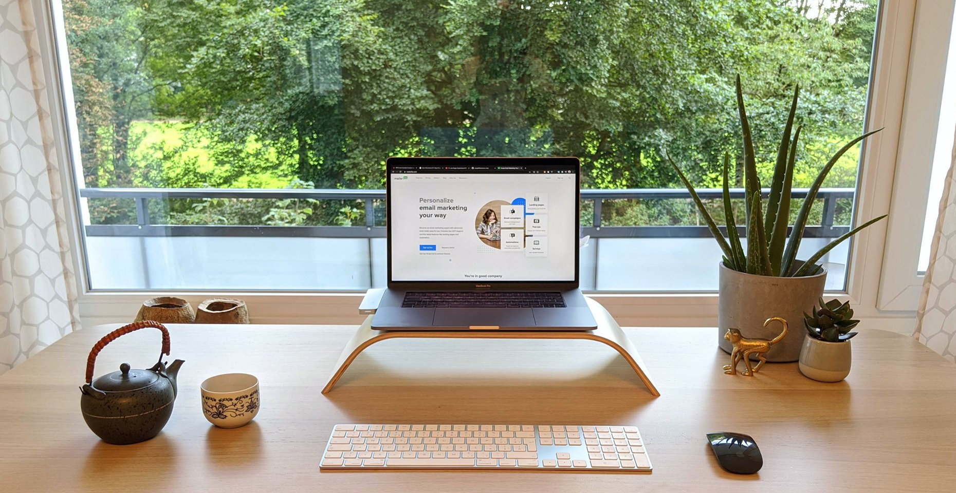 11 Ideas For The Most Effective Home Office Setup Mailerlite