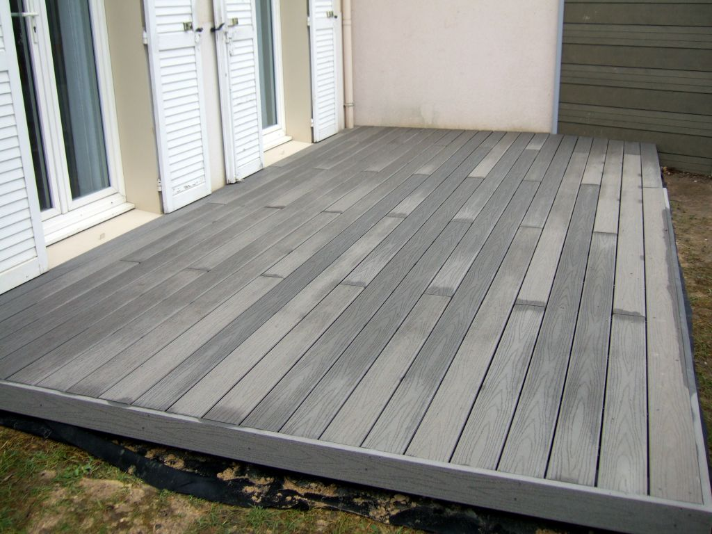 Finition Terrasse Composite Leroy Merlin Lame Terrasse Composite Premium Leroy Merlin - Mailleraye