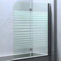 Glaswand Stabilisator Haltestange Duschabtrennung Dusche ...