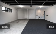 Installed Garage Carpet - GrabOne