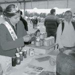 Lisa Schluttenhofer, 2010 American Honey Queen, Lands in Maine