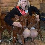 National Honey Princess at the Fryeburg Fair this Week