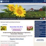 Pollinator Health and Safety Conference – November 20, 2014 – Portland