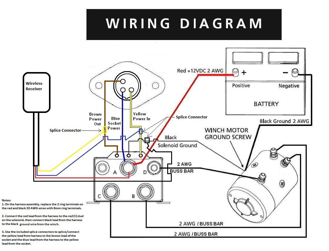 warn rocker switch wiring diagram picture