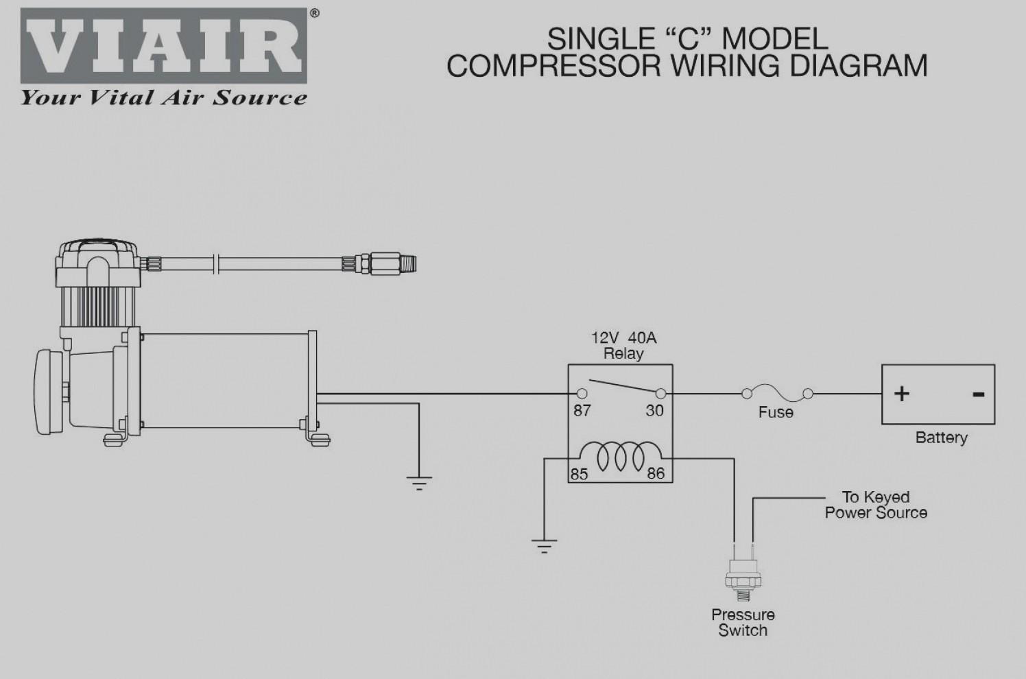 Horn Wiring Diagram Air Pressure | Wiring Schematic Diagram