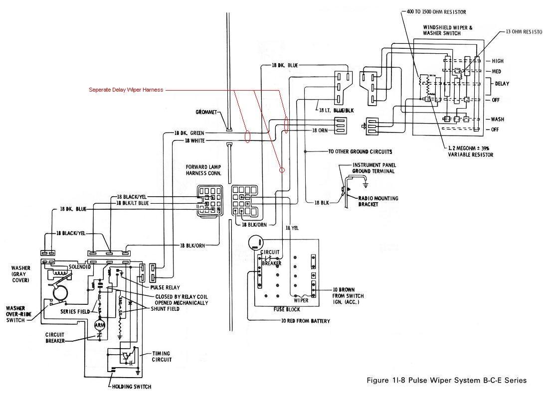 1973 corvette wiring schematics