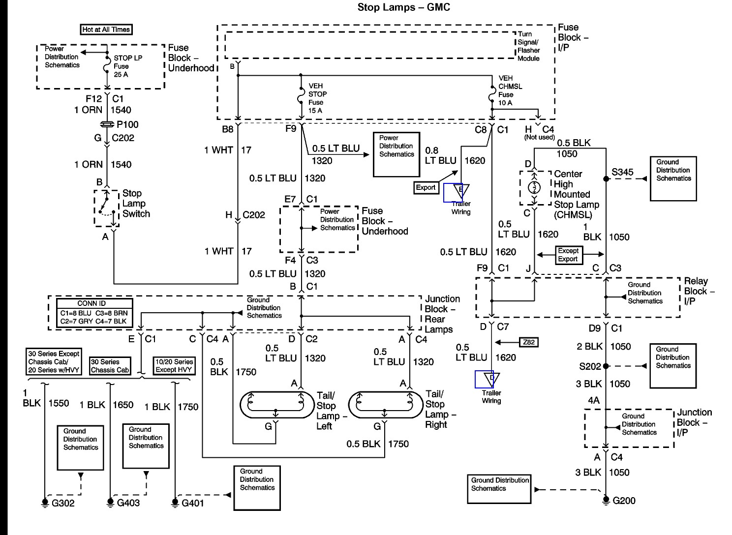 1990 chevy truck radio wiring diagram