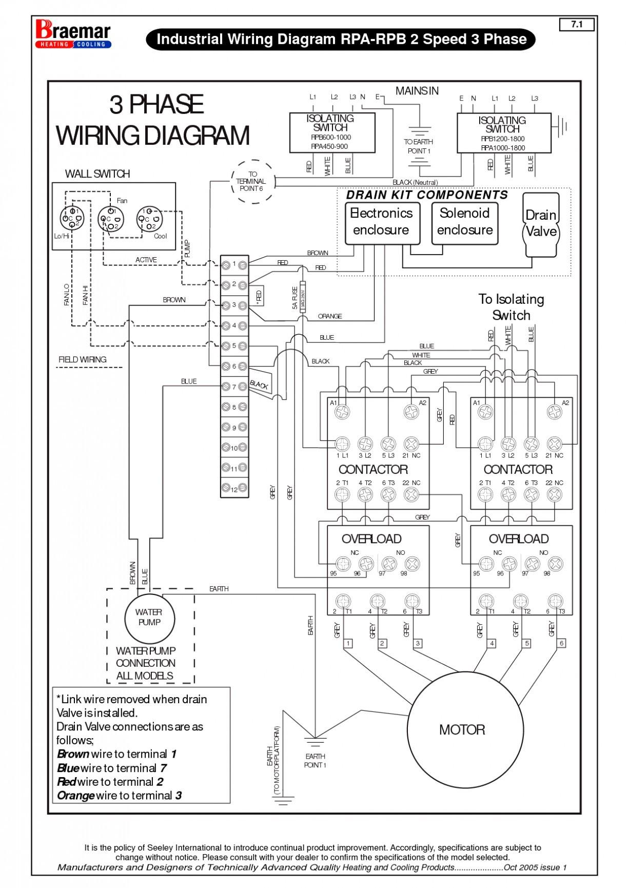 trane vfd wiring diagram