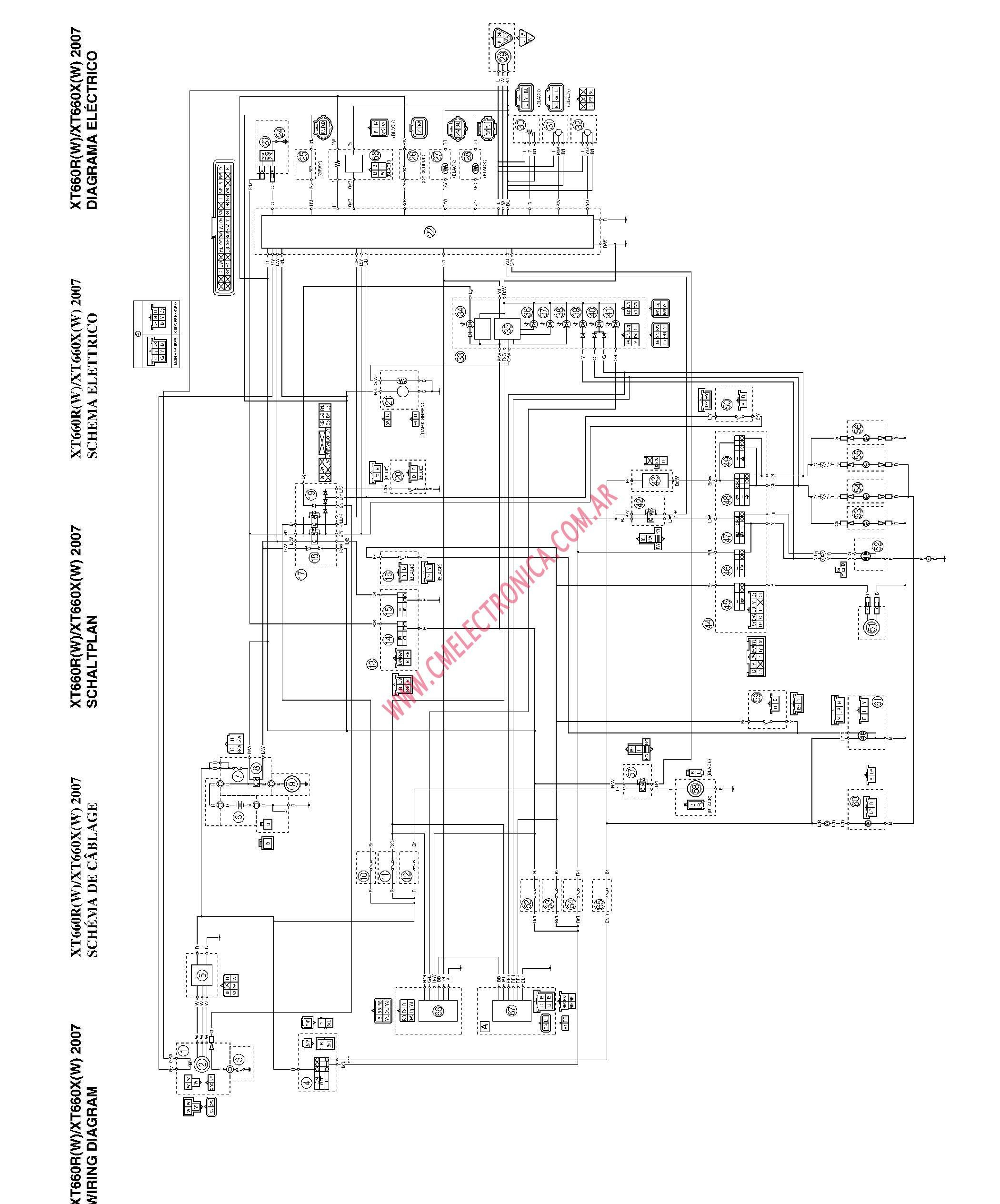 wiring diagram for banshee
