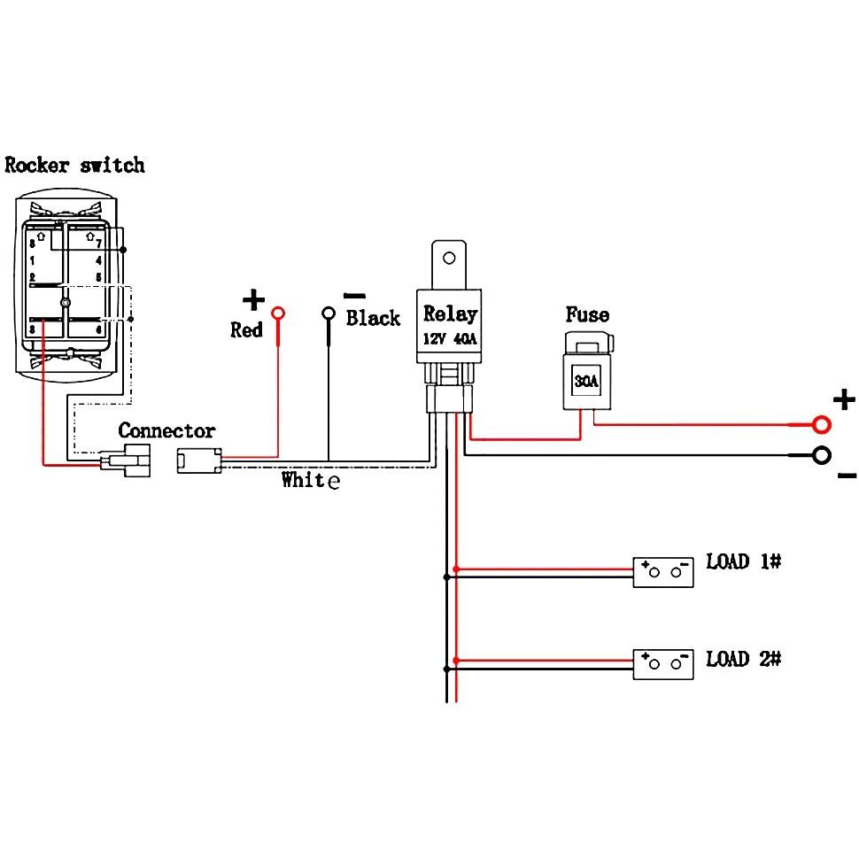 cree led light wiring diagram