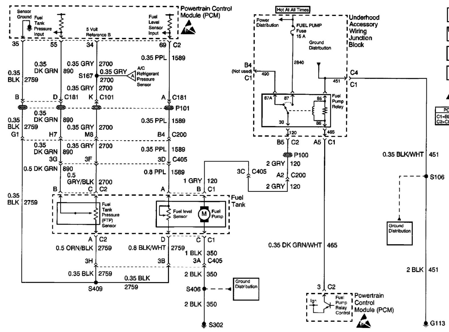 fuel sender wiring diagram faria