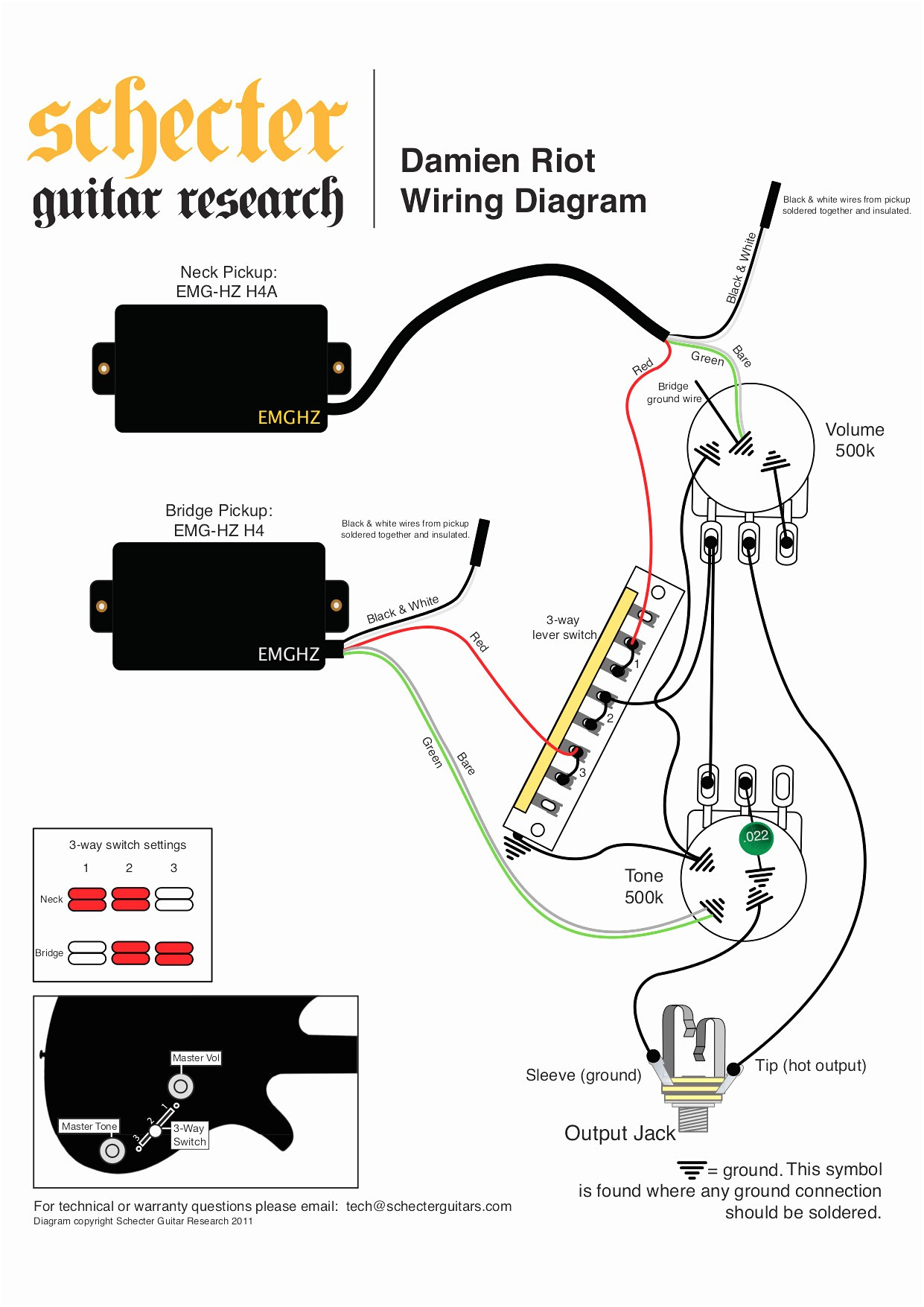 motolights wiring diagram