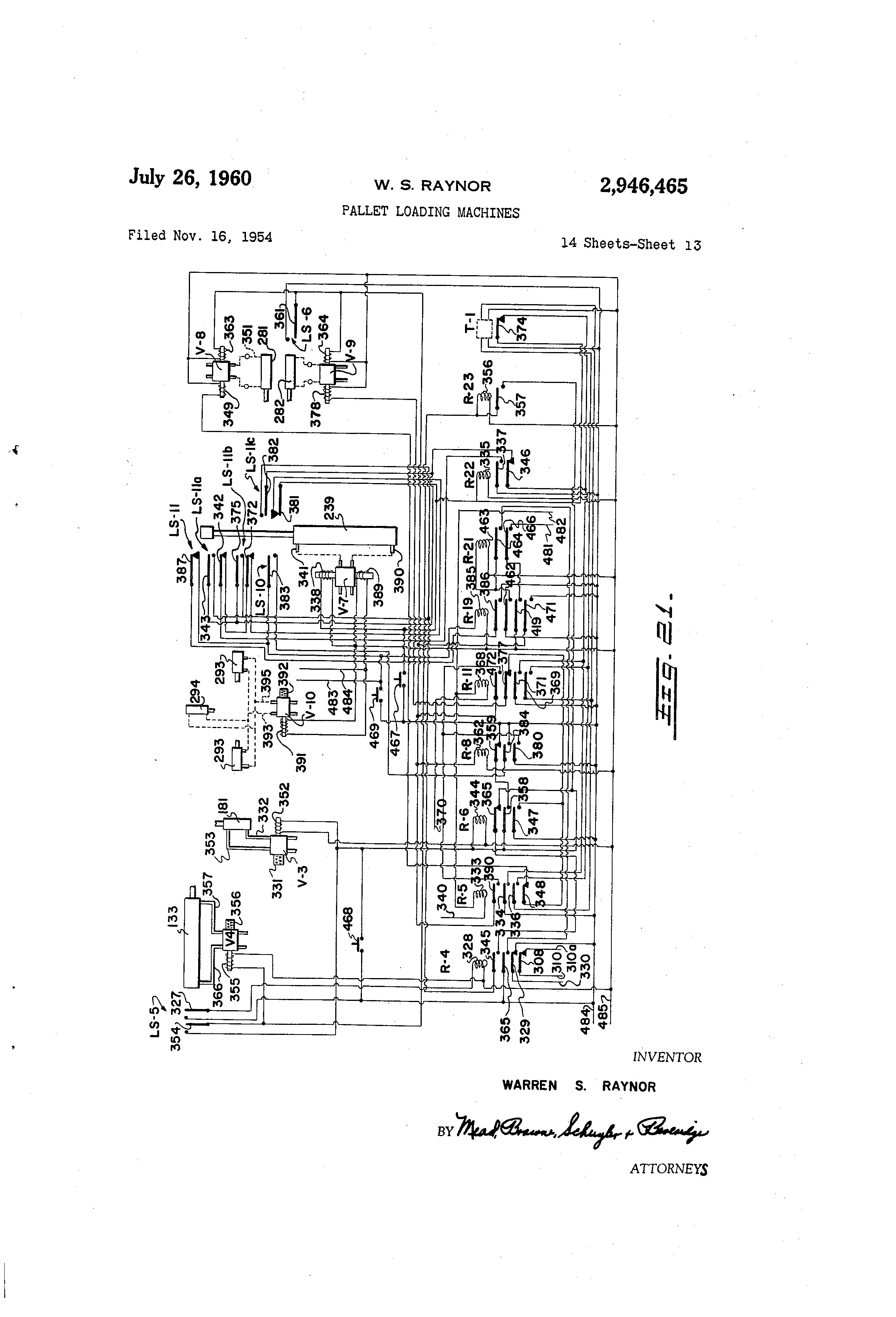 rm hoist wiring diagram