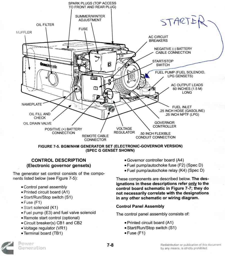 onan generator wiring diagram 6500