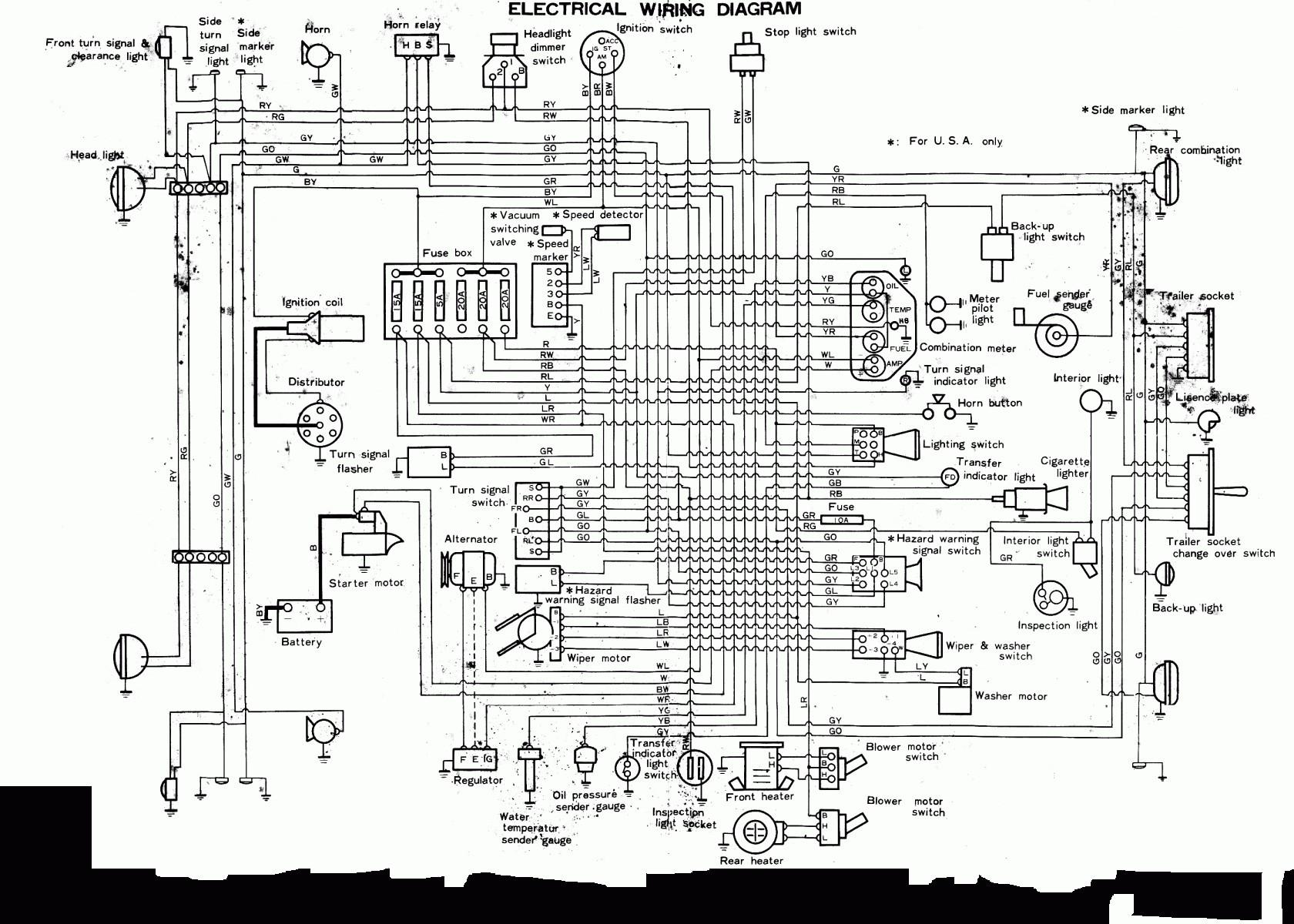 79 series landcruiser headlight wiring diagram