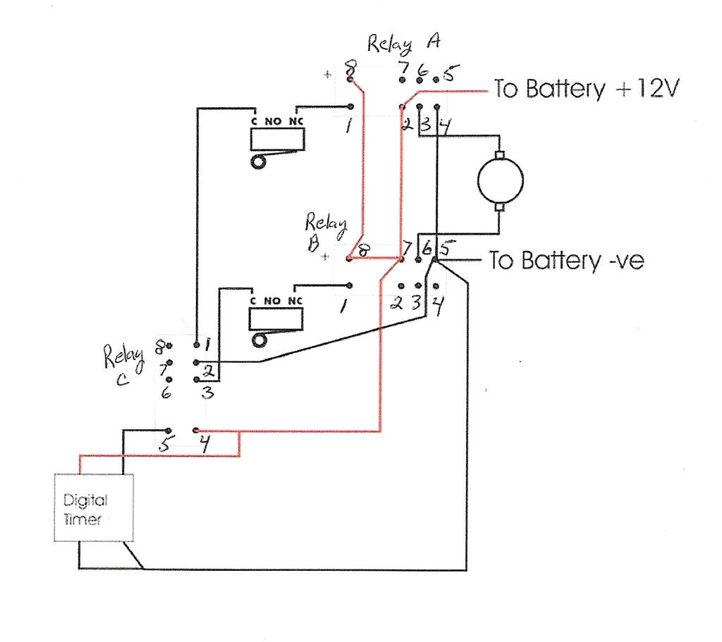 110v breaker box wiring diagram