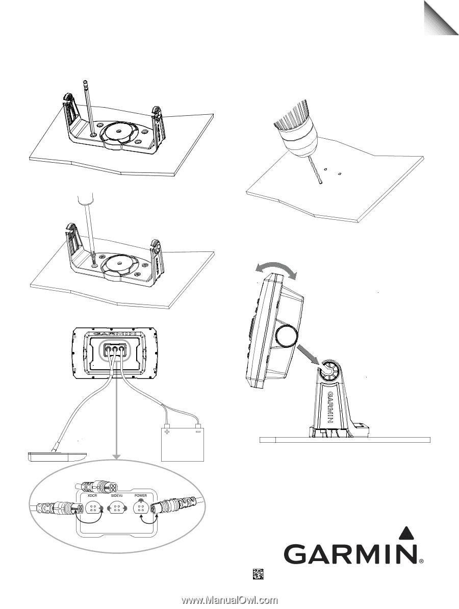 garmin wiring diagram 4 striker