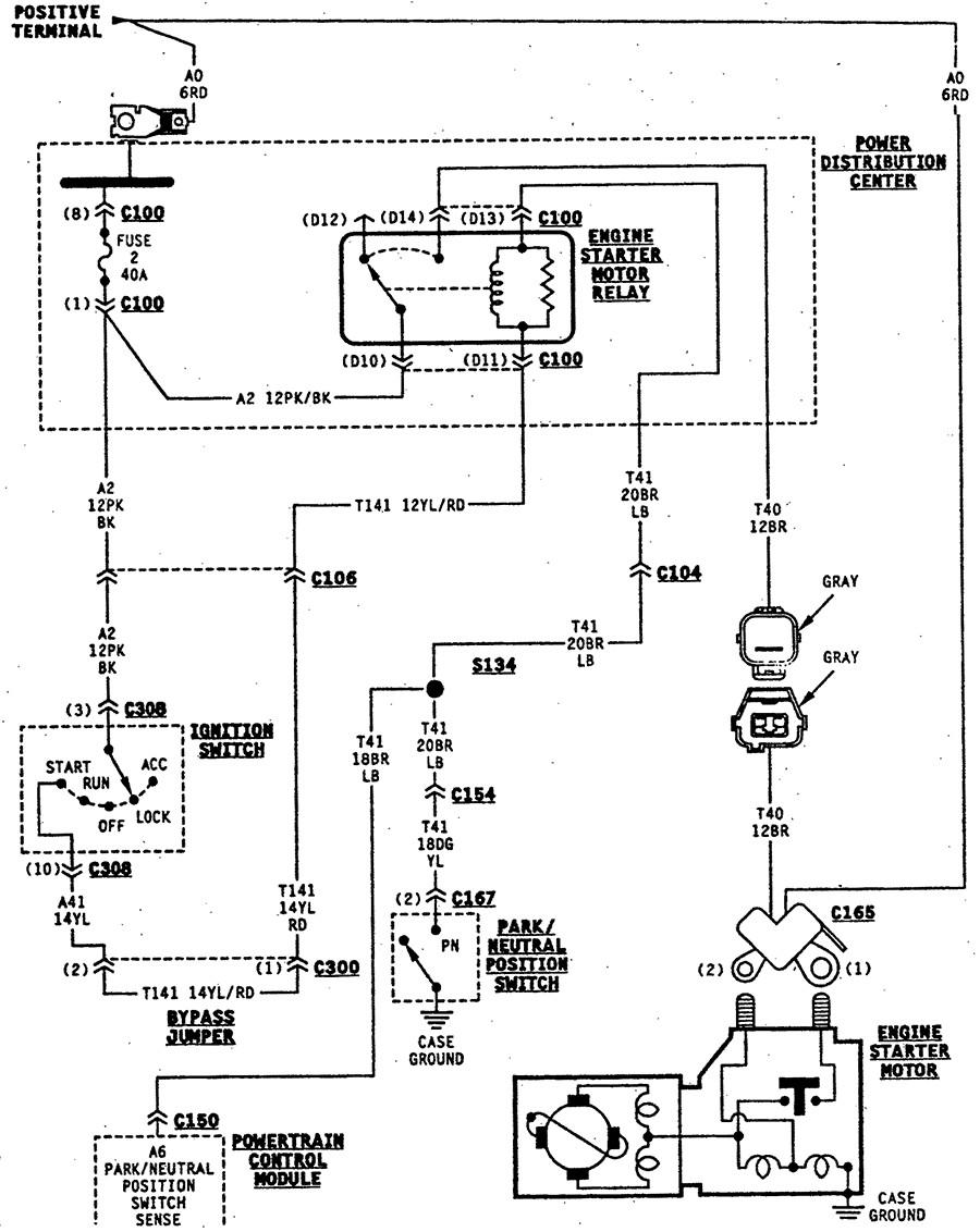 headlight switch wiring jeep