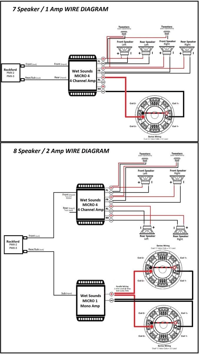 dual amp xpr52 wiring diagram