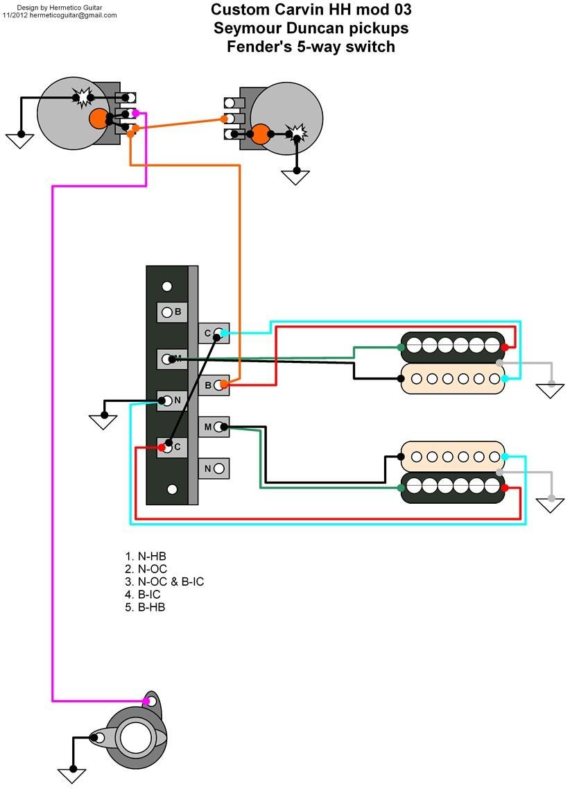 Hagstrom Wiring Diagram | Wiring Diagram on