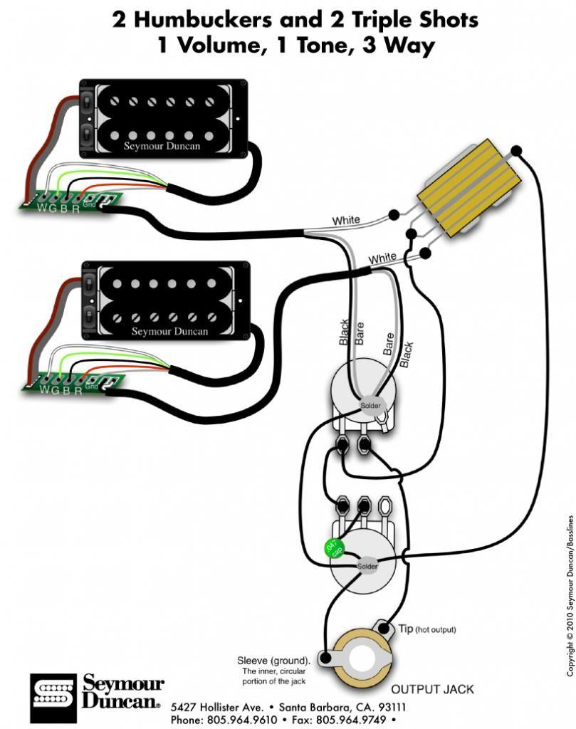 gretsch wiring diagrams
