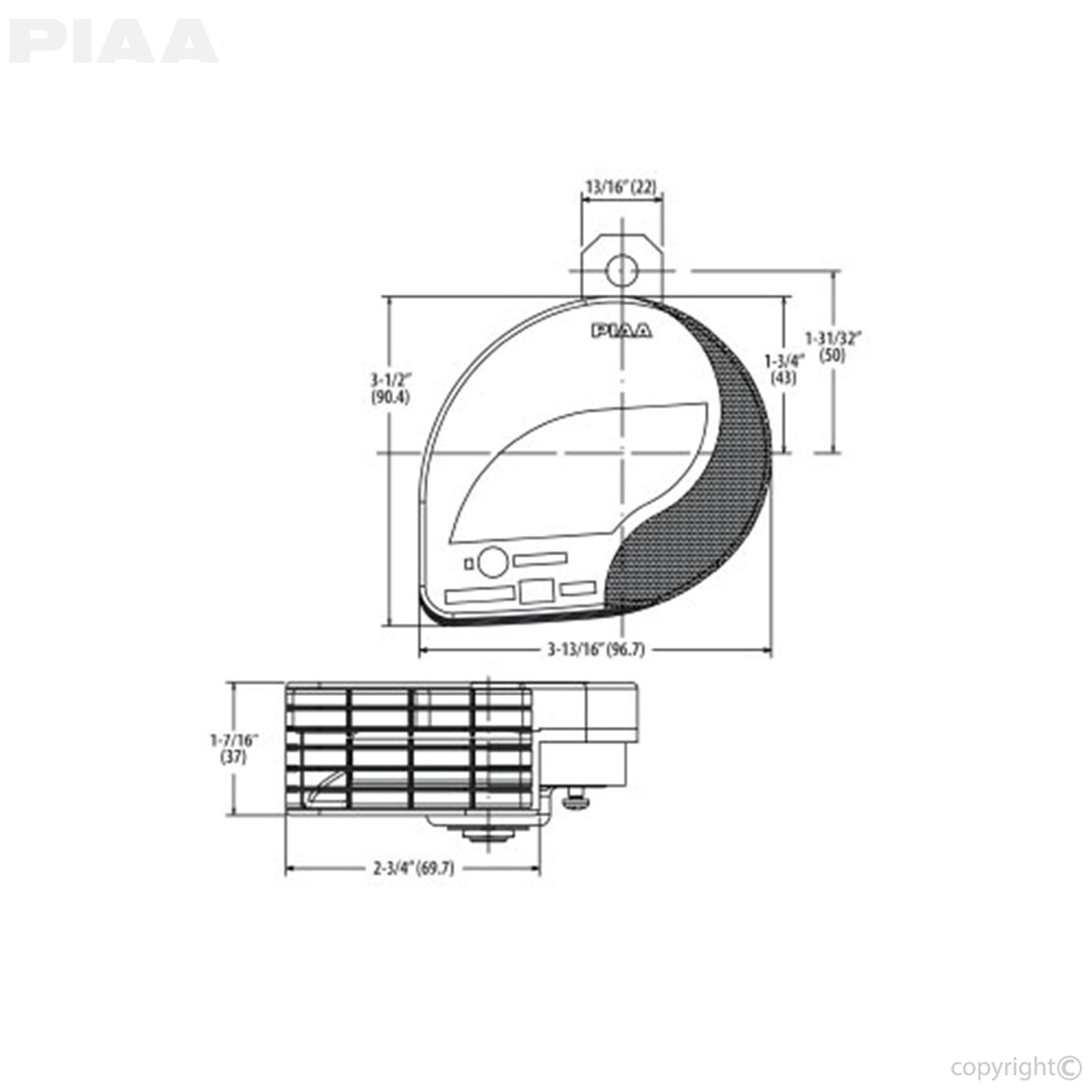 piaa wiring diagram led