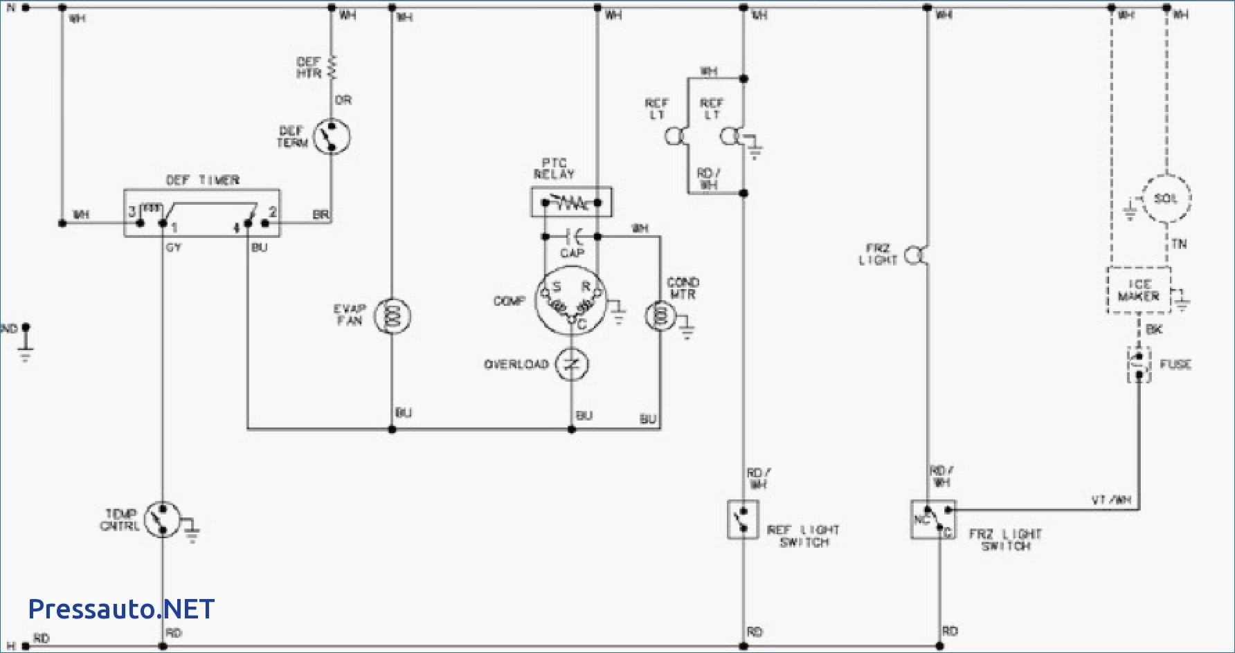 Gorgeous Refrigerator Wiring Diagram Pdf Wiring Diagram Image Amana Refrigerator  Thermostat Wiring Diagram Amana Refrigerator Wiring