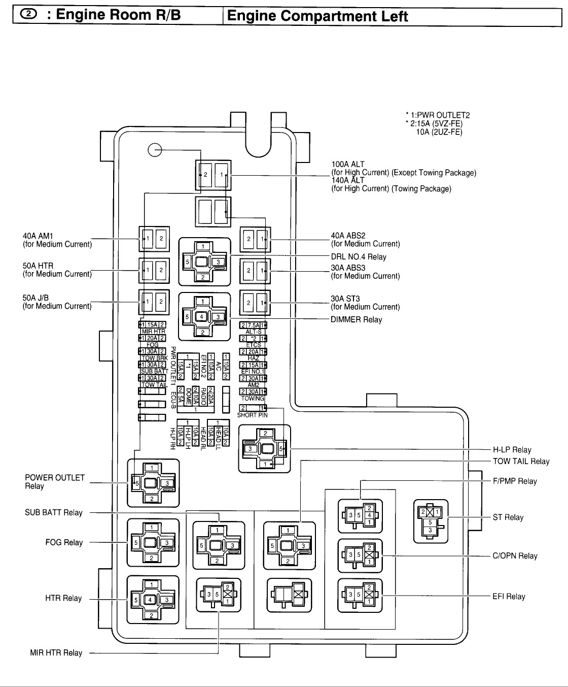 fuse box lighter diagram fixya