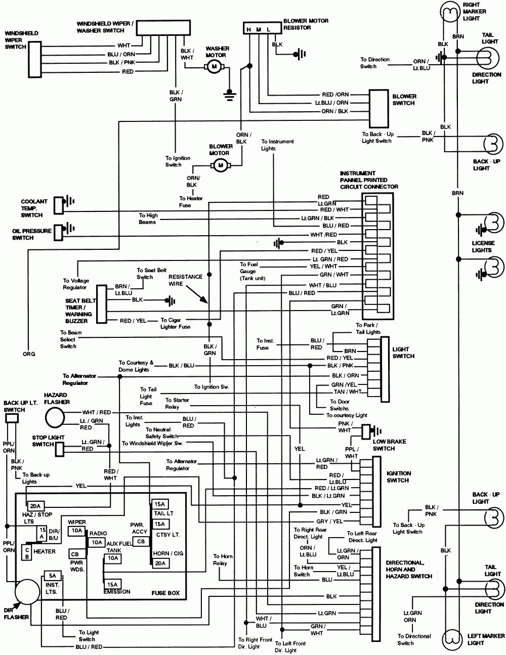 1999 ford glow plug wiring diagram