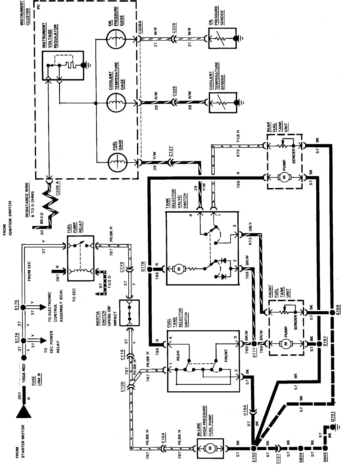 sierra marine fuel gauge wiring