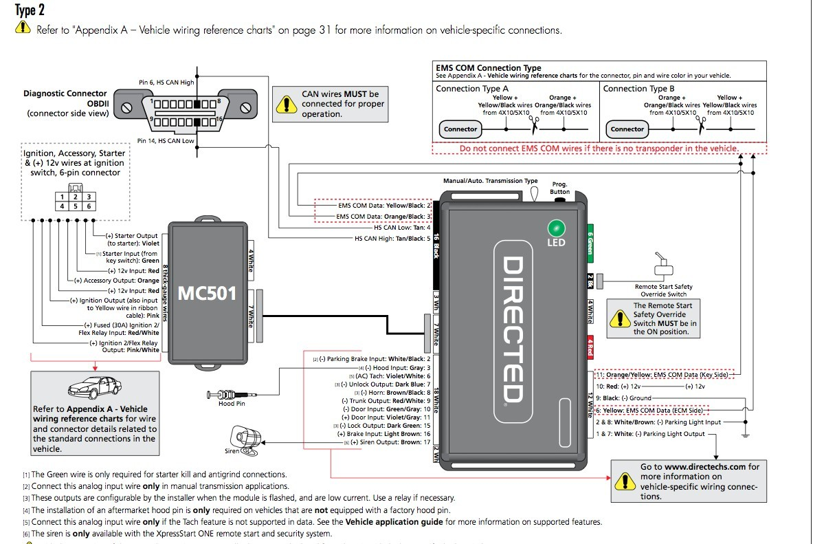 viper 3303 wiring diagram