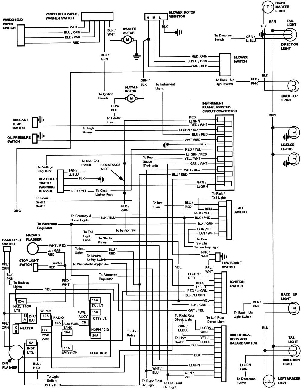 1995 ford f150 trailer wiring diagram