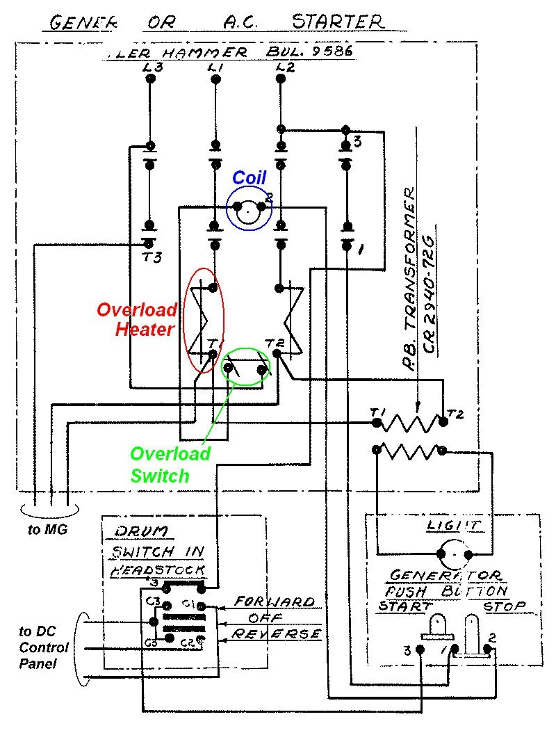 eaton ecl03c1a9a lighting contactor wiring diagram